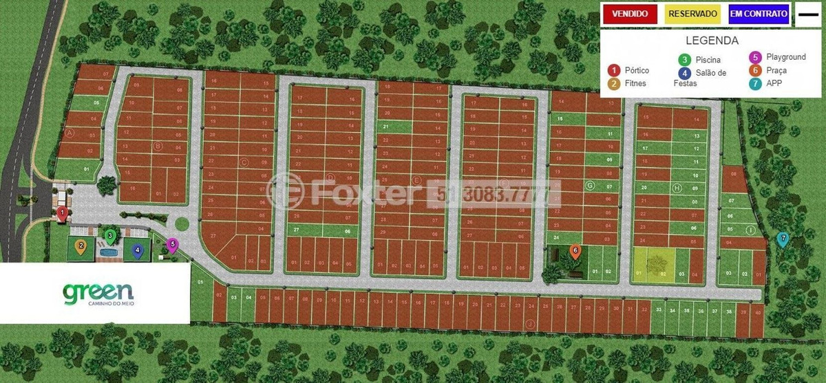 terreno, 294.48 m², cocão - 192745