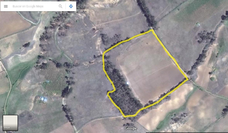terreno 3 1/2 hectáreas