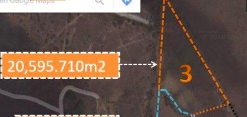 terreno 3 polígono
