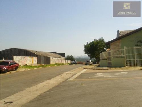 terreno 300m2 (10x30) rua asfaltada, bonsucesso,guarulhos - codigo: te0293 - te0293