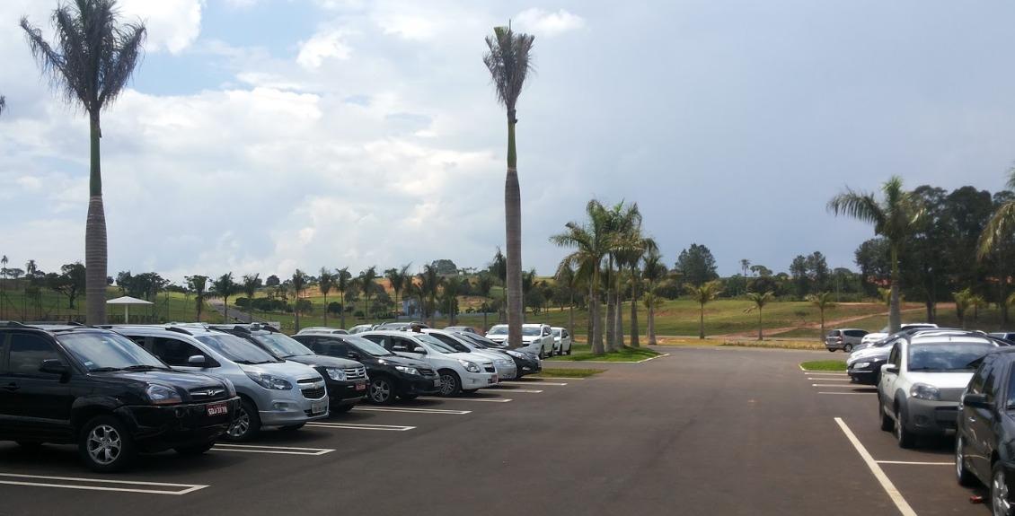 terreno 350m2, condomínio terra de santa cristina, gleba ii