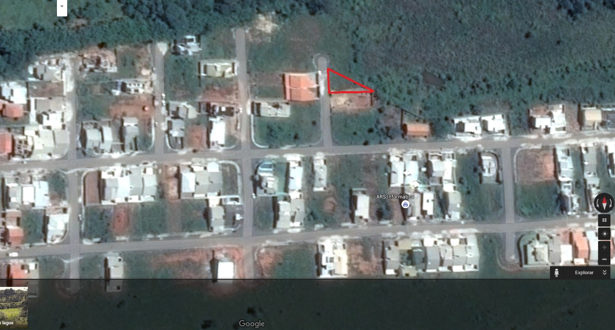 terreno 392m² no residencial dos lagos, bragança paulista