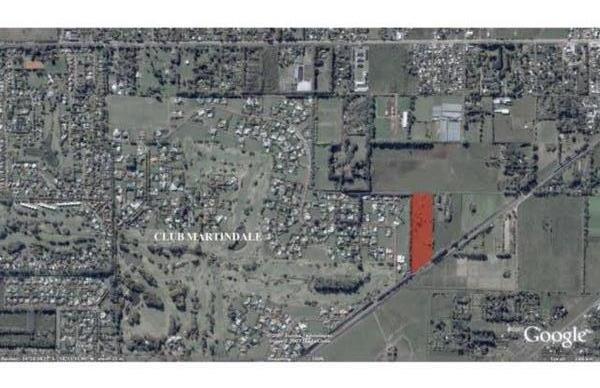 terreno - 4 ha subdividido en 19 lotes  al lado de martindale ruta 8 km.50 pilar