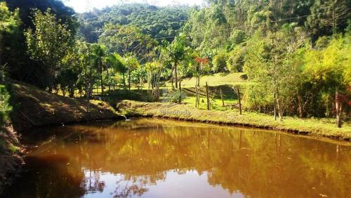terreno 40.000 mts em ibiuna (70% desmatado)