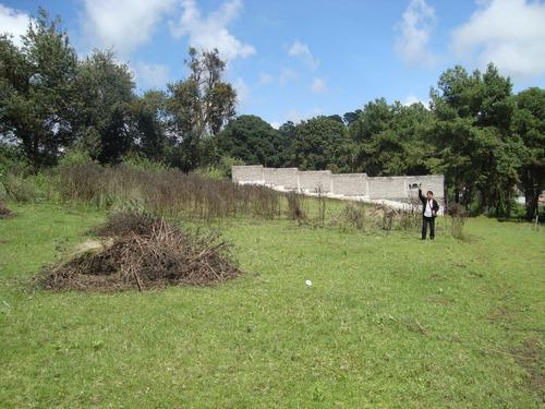 terreno 412 mts2 carretera xochimilco-oaxtepec