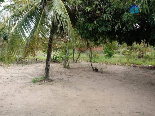 terreno 450m² praia do amor- conde - pb - te0617