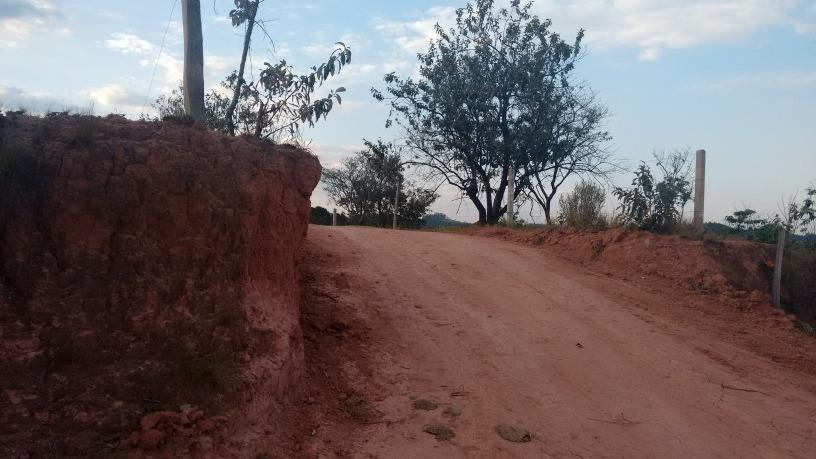 terreno 500 m sendo 10x50 bairro campo largo em jarinu sp