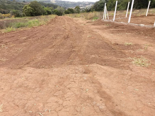 terreno 500 m2 pronto para construir só 300 mts do asfalto