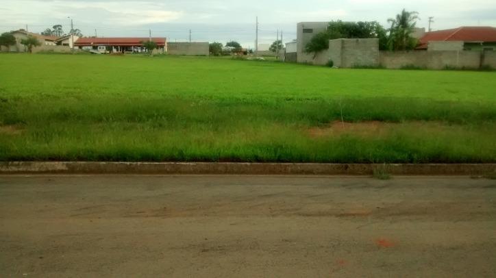 terreno 500 ² no residencial jacarandá em engenheiro coelho/sp - 734