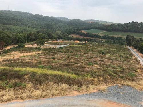 terreno 500m2 c/ trilha e lago de pesca, sem taxa de cond.