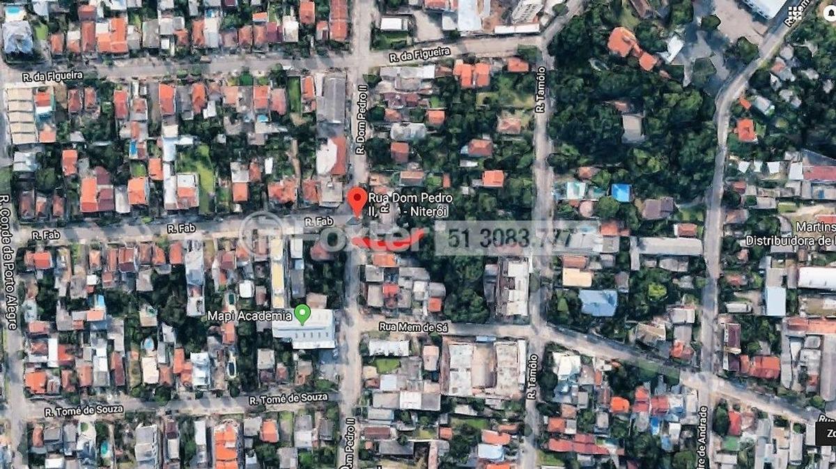 terreno, 520 m², nossa senhora das graças - 182309