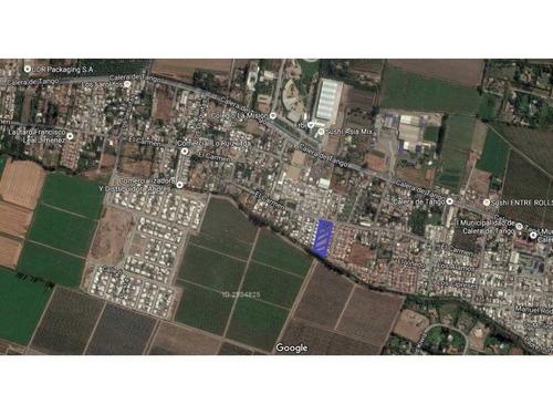 terreno 5.200 m2 en zona mixta, calera de tango
