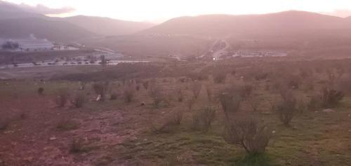 terreno 58,312 m2 valle de las palmas