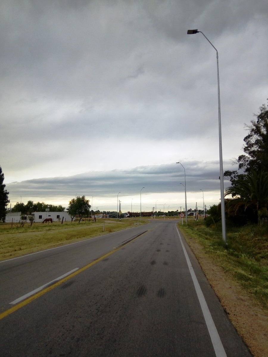 terreno 6 hás en ruta 6 y ruta 11 en santa rosa