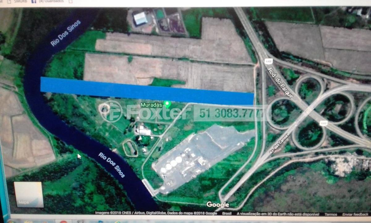 terreno, 66000 m², harmonia - 173430