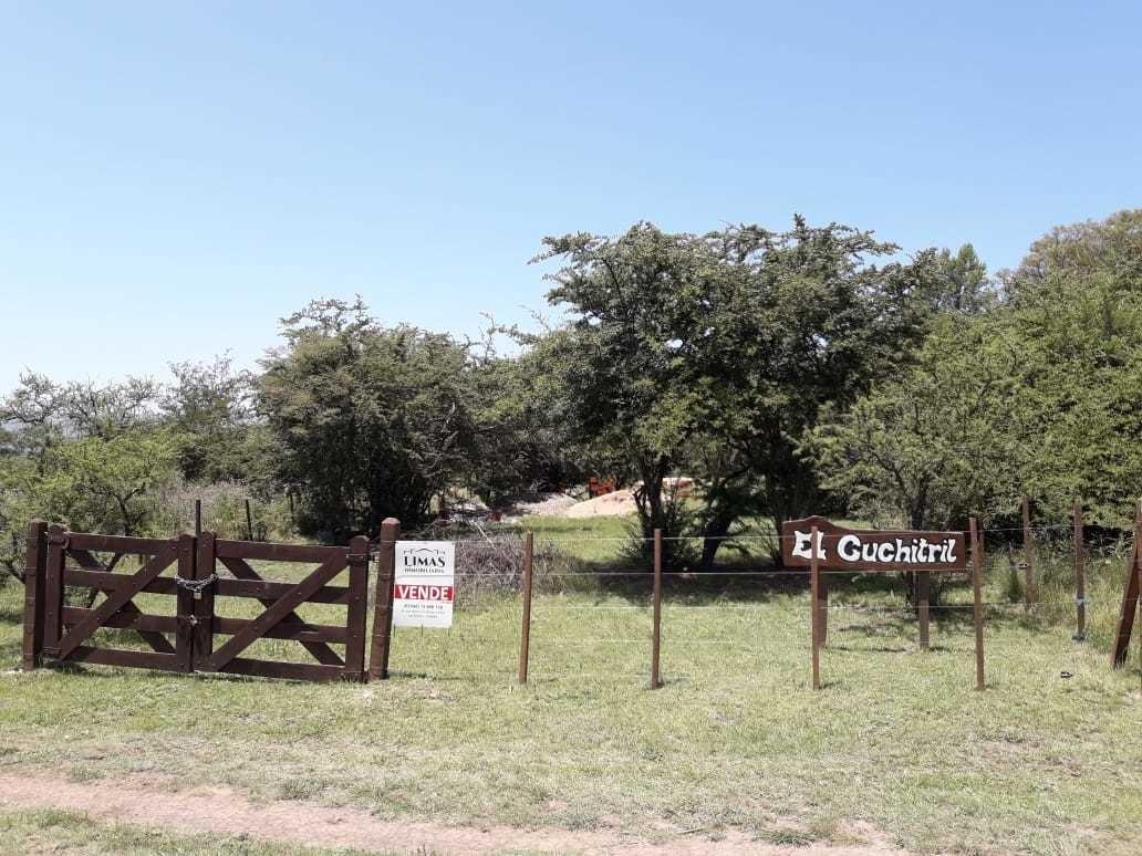 terreno 675m2 en barrio capilla vieja -los reartes-
