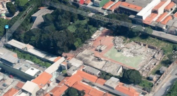 terreno 6.800 m² local privilegiado em são caetano do sul - 1201