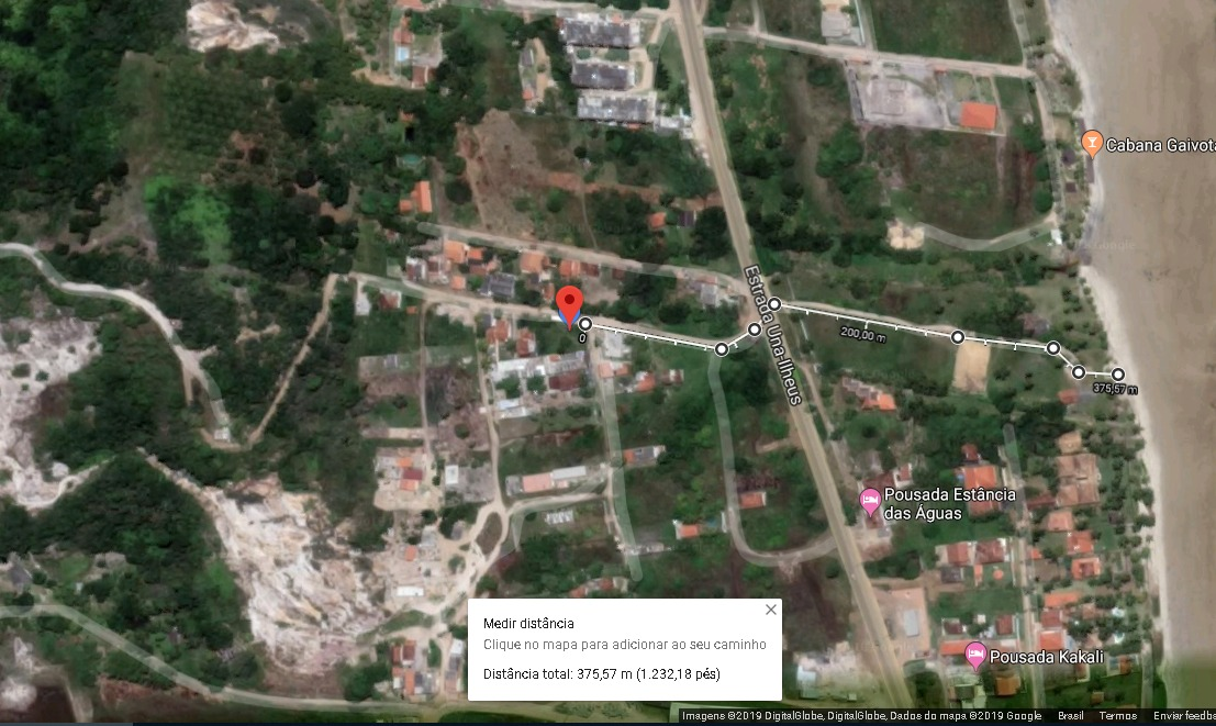 terreno 693m² rodovia ilhéus olivença km 12, pq dos orixás