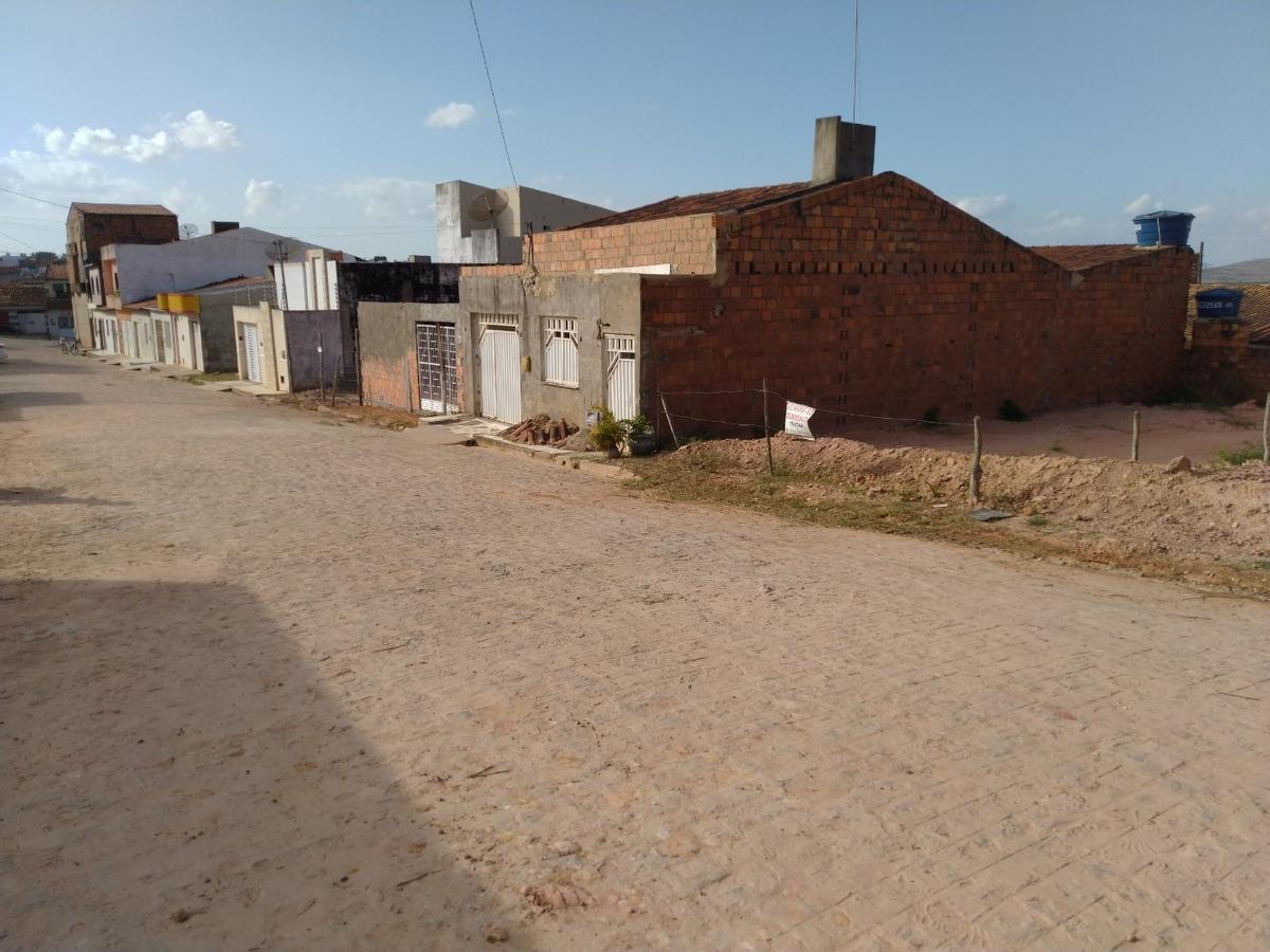 terreno 7x18, 126m² rua larga. lagarto (se)