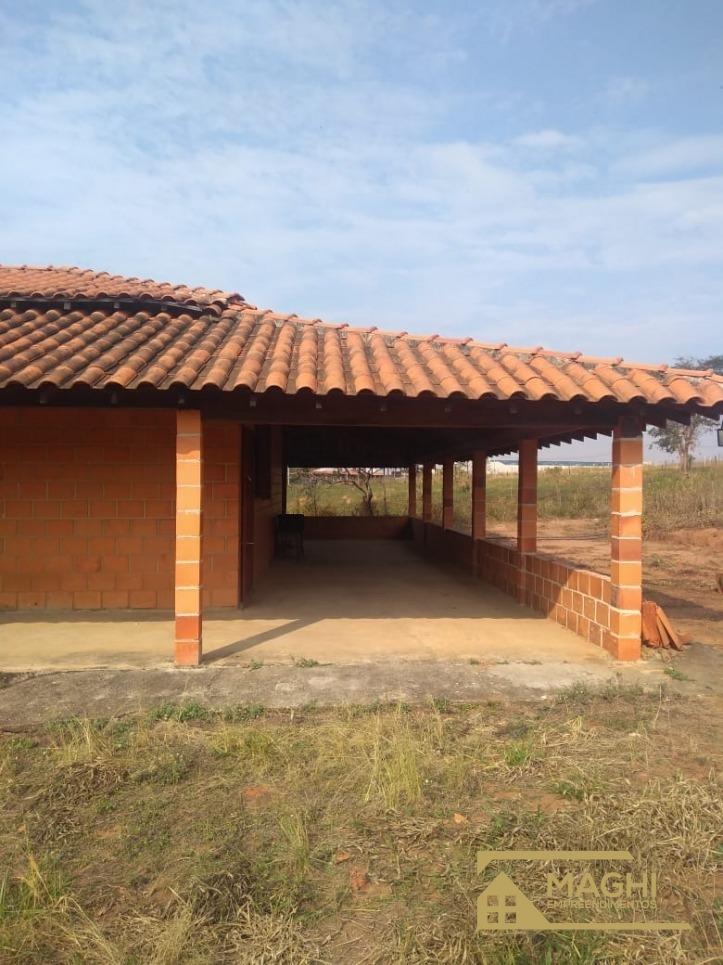 terreno 800 m² para chácara no maracajás em salto sp - 220