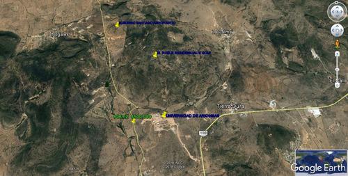 terreno 806m2 a pie de carretera por univ de arkanas qro