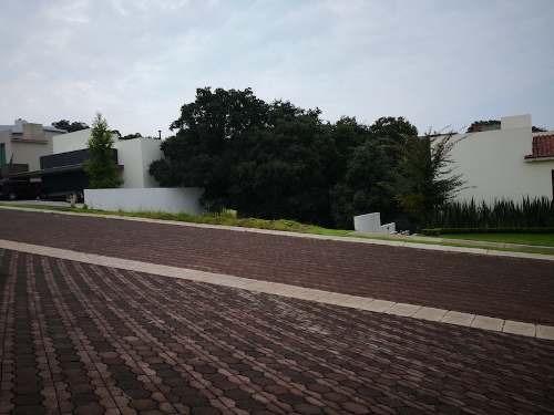 terreno 822 m2 en exclusivo fraccionamiento rancho san juan