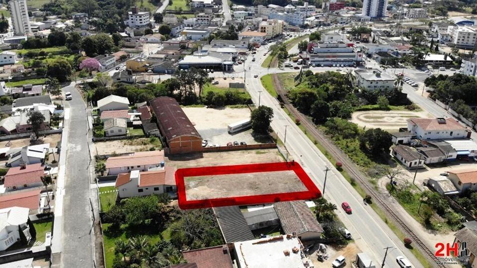 terreno 860m² 20m x 43m avenida celeste recco - centro - mf