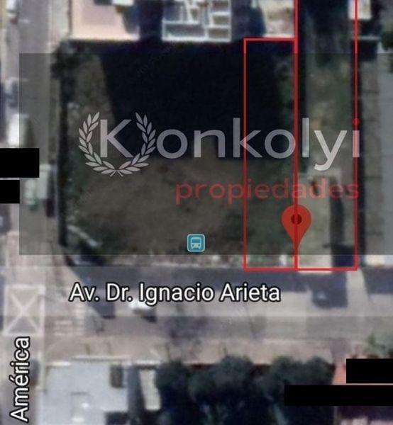 terreno 8.66 x 40 ? ideal constructor villa luzuriaga