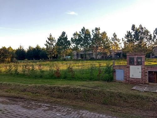 terreno 916 m2 en venta en los cardales, barrio cerrado el cardal