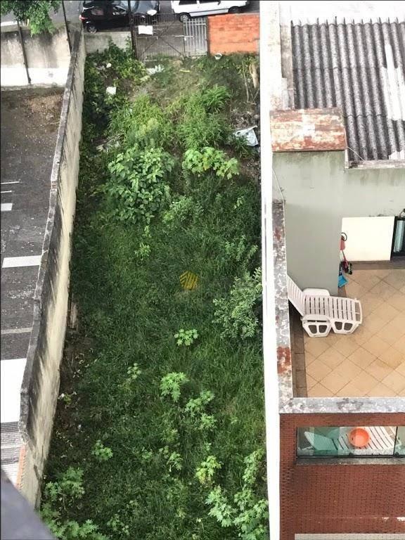 terreno a 100 mts da av. prestes maia 210 m², nova petrópolis, são bernardo do campo. - te0124