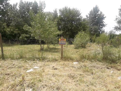terreno a 3 cuadras de la colectora