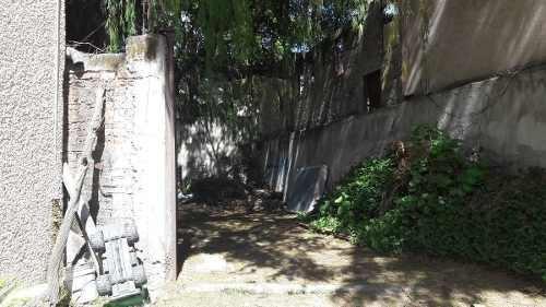 terreno a 3 cuadras del centro de coyoacán