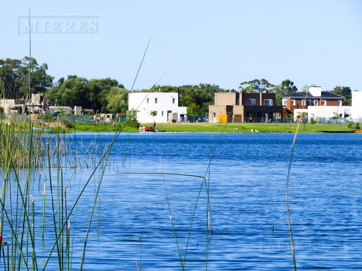 terreno a la laguna en venta - san rafael, villanueva