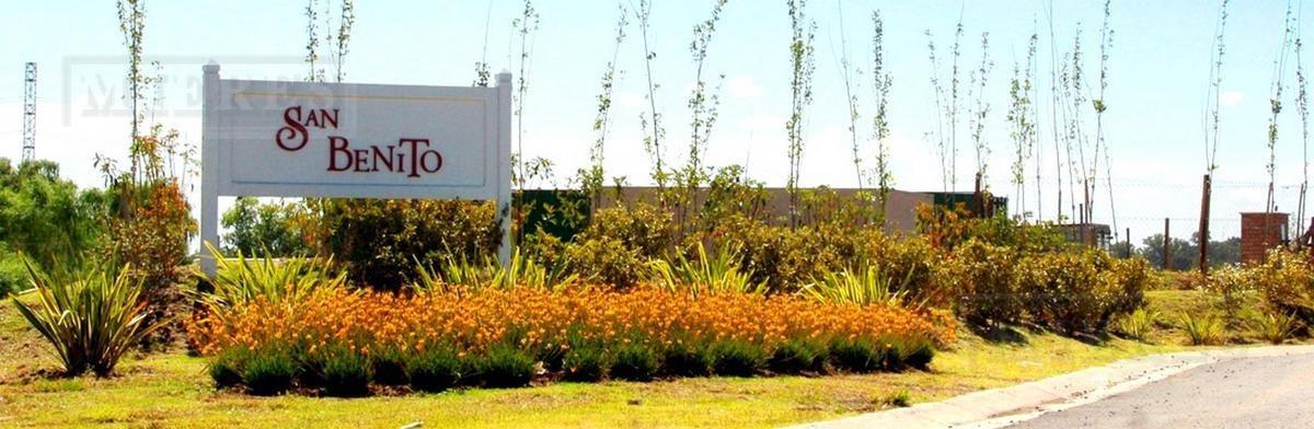 terreno a la laguna en venta ubicado en san benito, villanueva