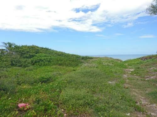 terreno a la orilla de mar en chuburná