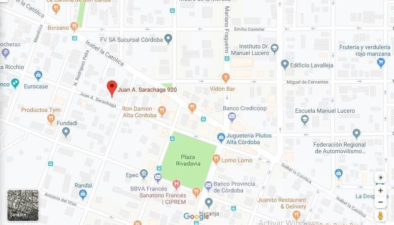 terreno a la venta apto ph proximo a plaza rivadavia - alta cordoba