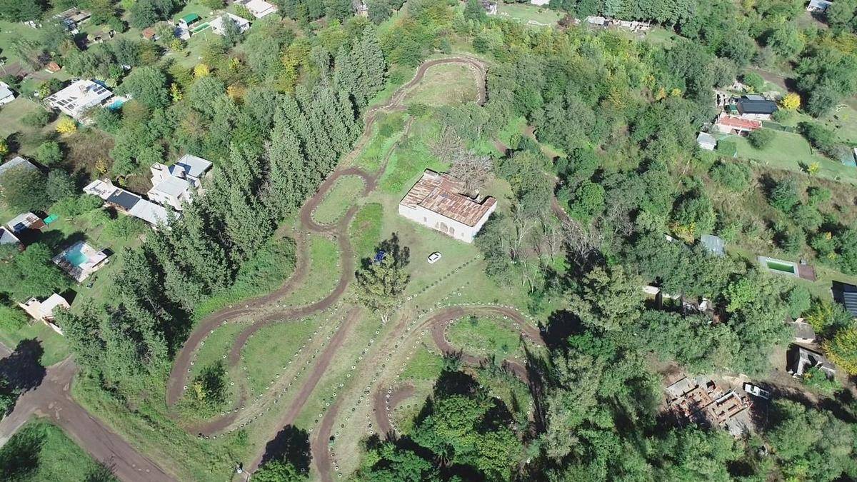terreno a la venta cosquín barrio el condado (l42)