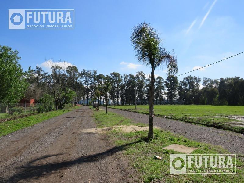 terreno a la venta en baigorria - siempre verde barrio abierto