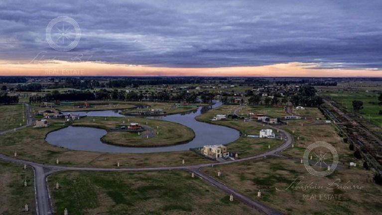 terreno a la venta en lagos de san eliseo canning