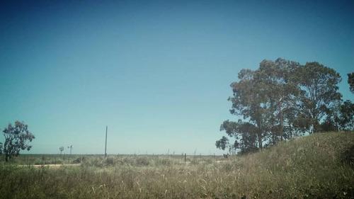 terreno a la venta en zona ecuestre en costa esmeralda, vista al campo
