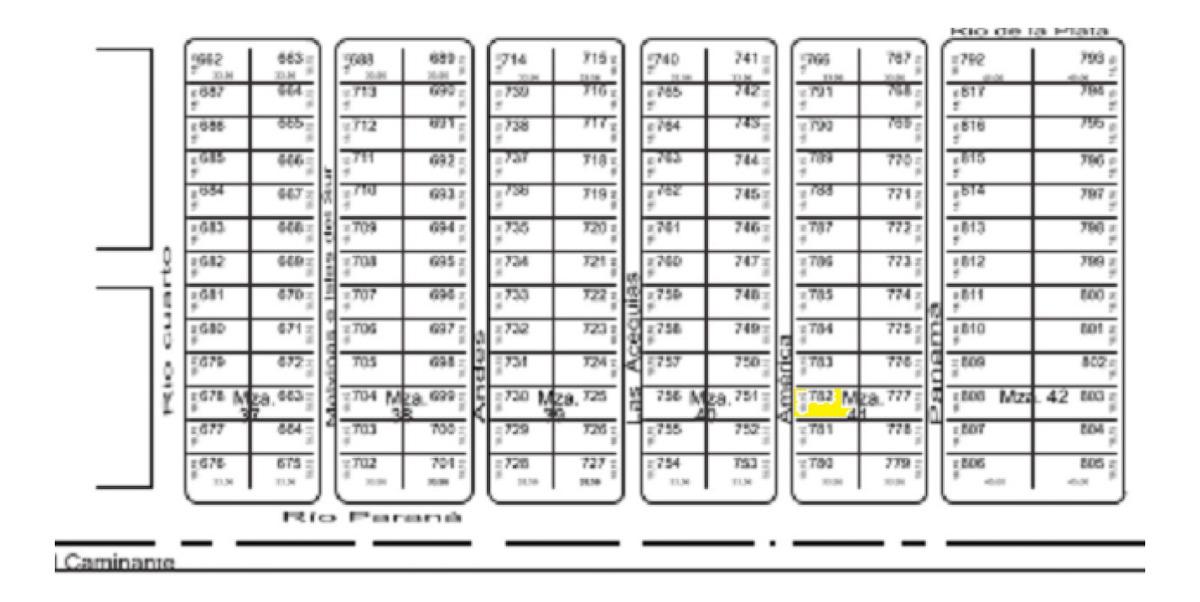 terreno a la venta las acequias- comercial y residencial-funes y roldan. lote n°143