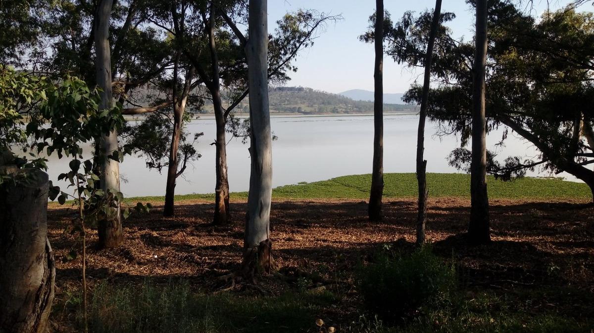 terreno a orillas de la presa de cointzio, municipio morelia