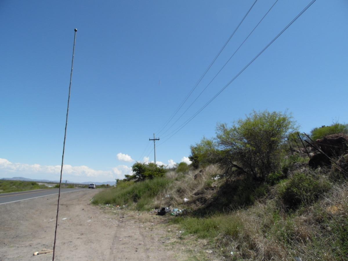 terreno a pie de carretera a torreón