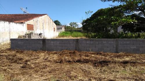 terreno a venda balneario gaivota em itanhaém litoral  de sp