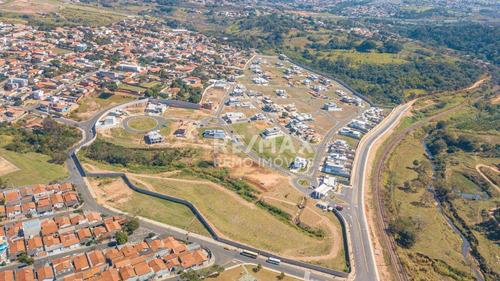 terreno a venda com 318 m² - cond. villa do sol - valinhos/sp - te3400