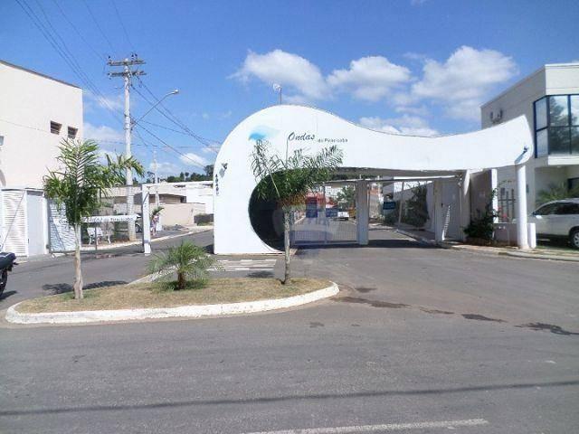 terreno á venda - condomínio ondas em piracicaba - te0167