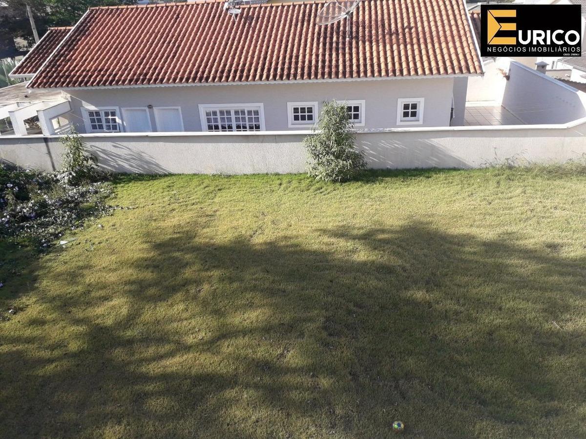 terreno a venda condomínio terras de são francisco - vinhedo/sp - te00908 - 34456440