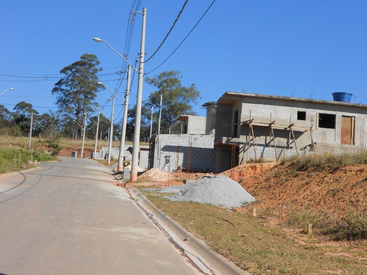 terreno a venda cotia 125 mts mensal 490,00 entrada parcela