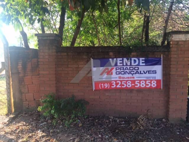 terreno á venda e para aluguel em jardim conceição (sousas) - te190812