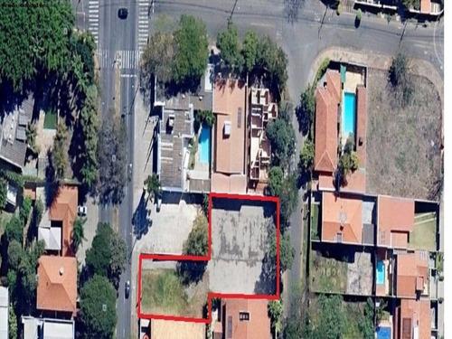 terreno á venda e para aluguel em jardim das paineiras - te122067